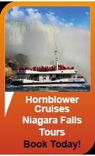 Hornblower Niagara Falls Cruises