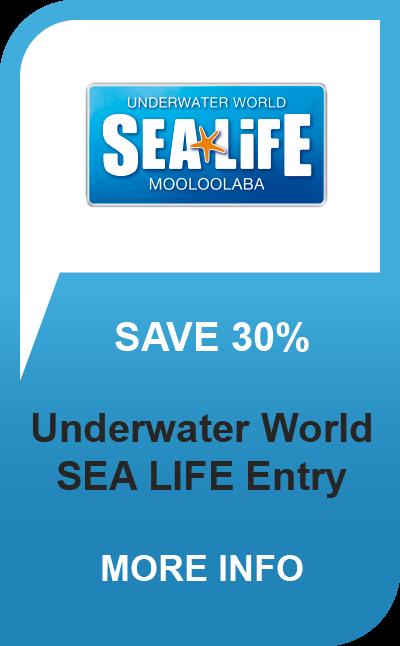 Underwater World - SEA LIFE