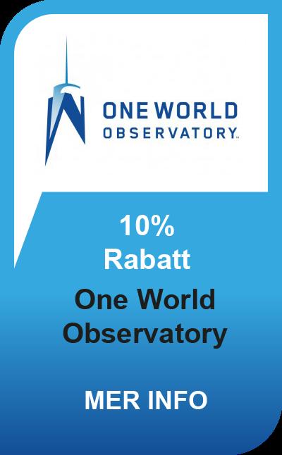 One World Trade Center 10%