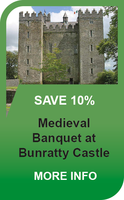 10% off Bunratty