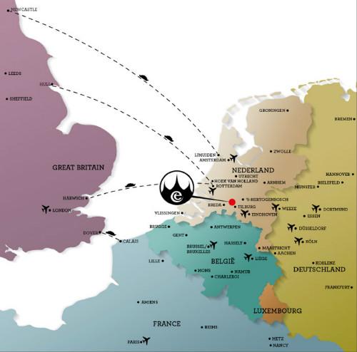Efteling Map