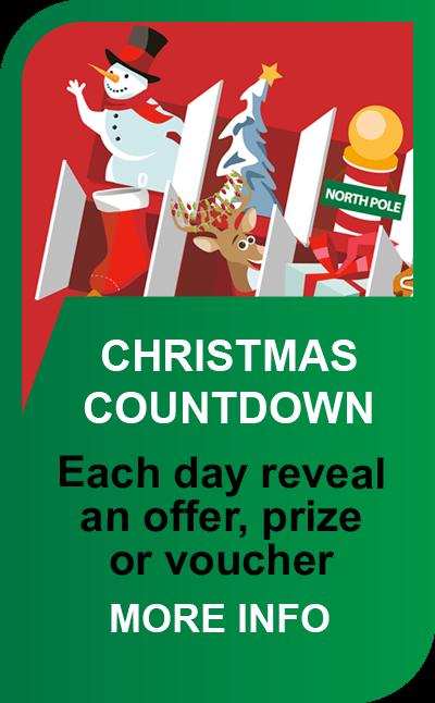 365 Christmas Advent Countdown