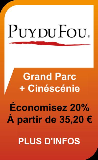 Grand Parc + Cinéscénie