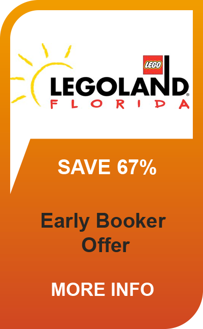 Legoland Florida Early Booker Offer