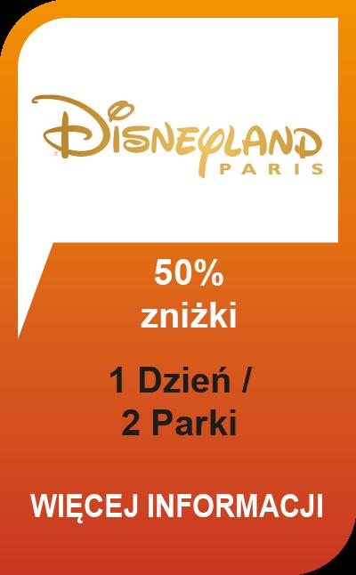 Disneyland® Paryż Bilety