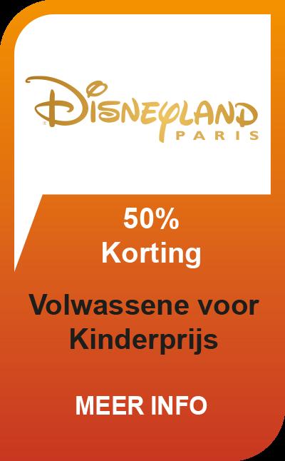 Disneyland® Parijs Tickets