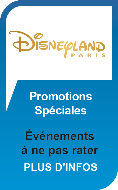 Disneyland Paris Promotions