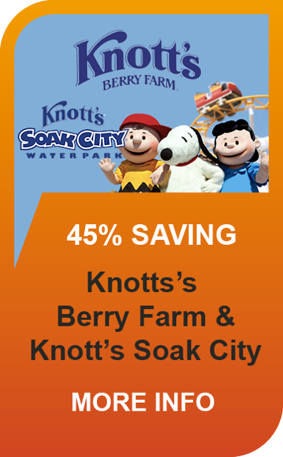 Knott's Berry Farm Save 45%