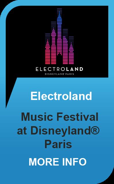 Electroland Disneyland Paris
