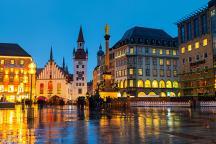 München - die Stadt am Fuße der Alpen
