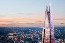 Billets pour The Shard à Londres