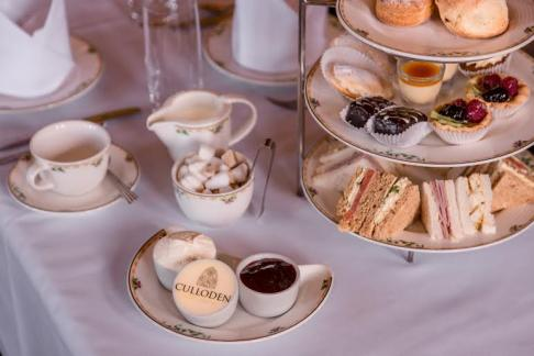 Click to view details and reviews for Afternoon Tea At The Culloden Estate And Spa.