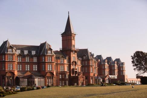 Afternoon Tea At The Slieve Donard Resort And Spa