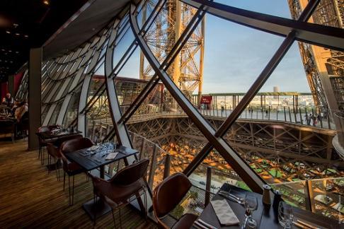 365Tickets IE 58 Tour Eiffel Dinner - 18:30