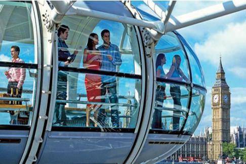 Tower Bridge Exhibition London Eye