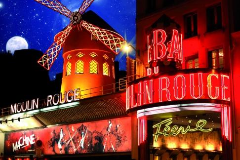 Click to view details and reviews for Moulin Rouge 1st Show Bateaux Parisiens Dinner Cruise 1815.