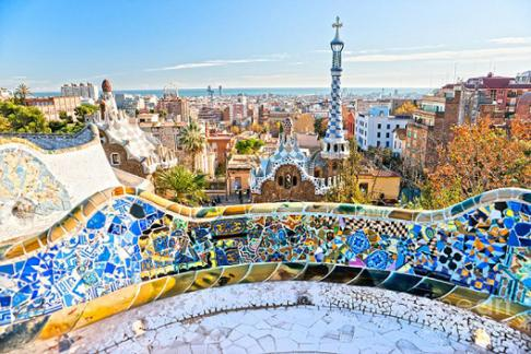 Park Güell Guided Tour With Skip The Line