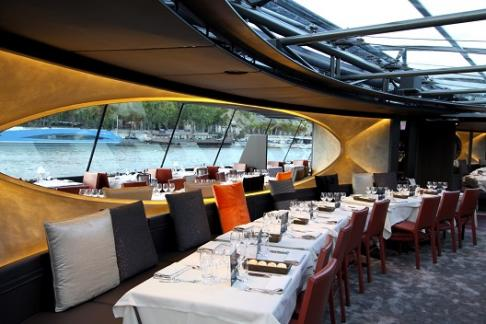 Click to view details and reviews for Bateaux Parisiens Dinner Cruise 2030 Service Etoile Quai Branly Museum.