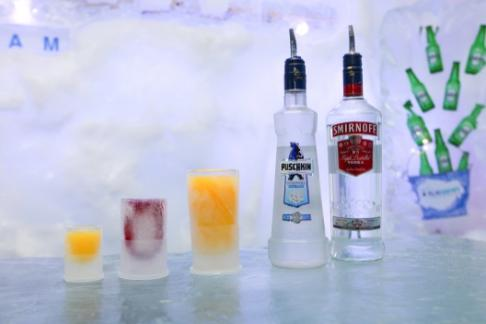 Click to view details and reviews for Amsterdam Ice Bar 3 Drinks.