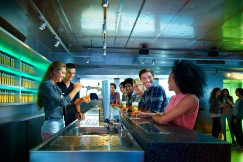 Click to view details and reviews for The Heineken Experience.