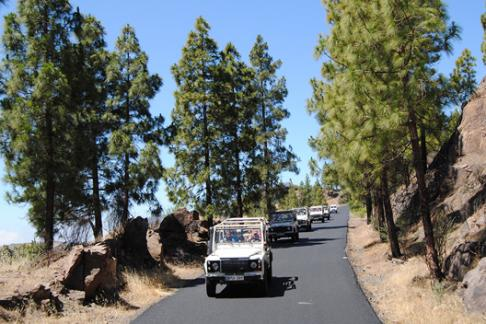 Click to view details and reviews for Jeep Safari Gran Canaria.