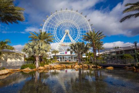 365Tickets I-Drive 360 - Madame Tussauds + SEA LIFE Orlando + The Orlando Eye