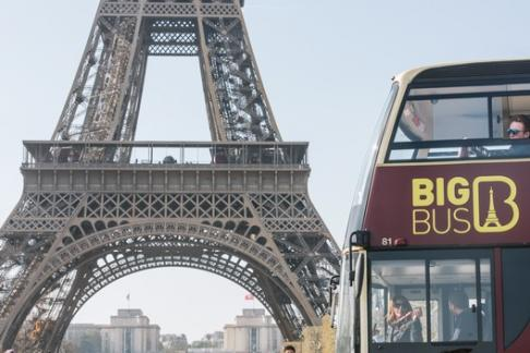 Click to view details and reviews for Big Bus Paris 1 Day Tour Moulin Rouge 2nd Show.