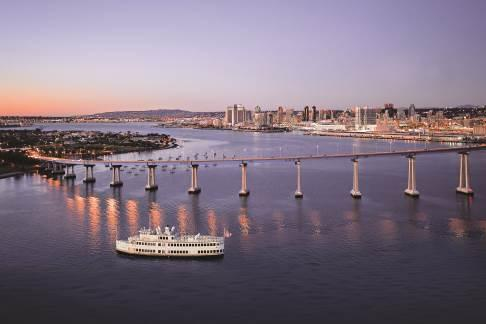 Image For Hornblower - San Diego - Whale & Dolphin Watching Adventure - Winter