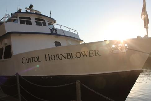 Image For Hornblower - Sacramento - River Cruise