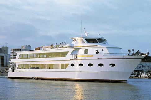 Image For Hornblower - Newport Beach - Dinner Cruise - Saturday