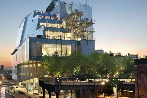 Image For Whitney Museum of American Art