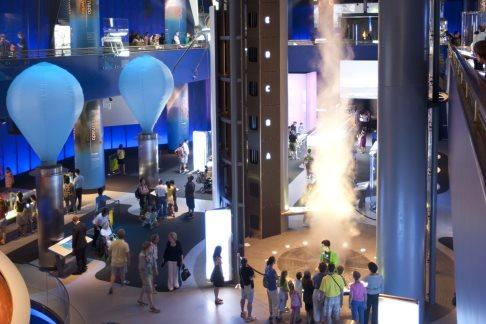 Click to view details and reviews for Shedd Aquarium Museum Of Science And Industry Chicago.