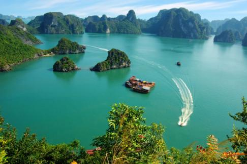 Discover Halong Bay With Gray Line Cruise 3d2n