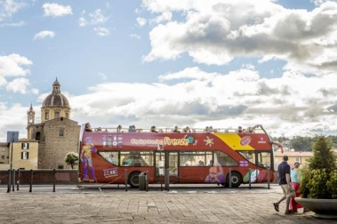 Click to view details and reviews for City Sightseeing Florence Hop On Hop Off Tour.