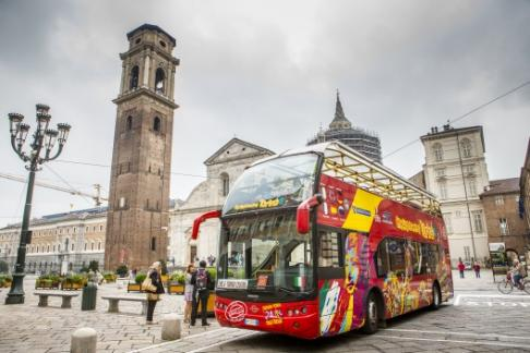 Click to view details and reviews for City Sightseeing Turin Hop On Hop Off Tour Summer Season.
