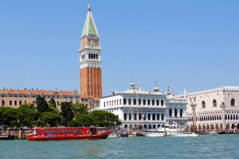 Click to view details and reviews for City Sightseeing Venice Hop On Hop Off Tour.
