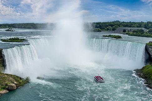 Click to view details and reviews for Hornblower Niagara Cruises Falls Illumination Cruise.
