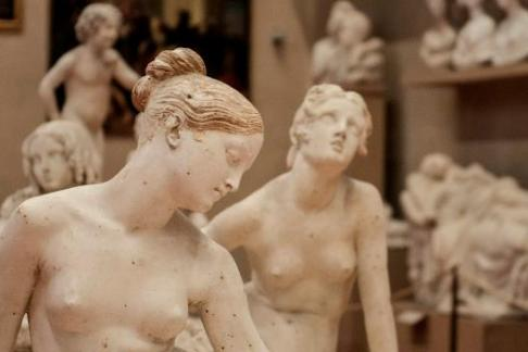 Image For CAF Tours - M1+M2 - Accademia + Uffizi Galleries Guided Visit - skip the line