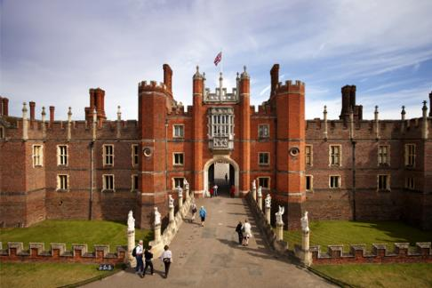 Click to view details and reviews for Hampton Court Palace Barcode Test.