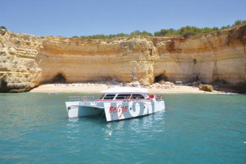 Algar Experience Private Boat Hire Morning Cruise