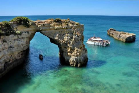 Click to view details and reviews for Algar Experience Private Boat Hire Afternoon Cruise.