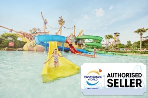 Costa Caribe Aquatic Park Offres Réductions Et Billet Pas Cher - Place port aventura pas cher