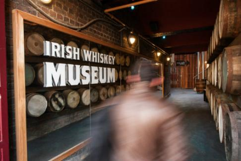 Image For Irish Whiskey Museum + Traditional Irish Storytelling Tour