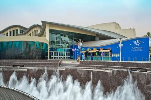 Aquarium Of The Pacific General Ticket