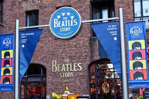 Click to view details and reviews for The Beatles Story Museum.