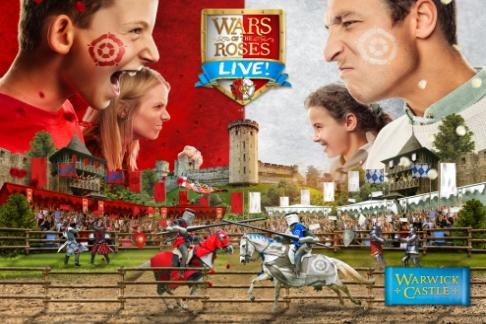 Click to view details and reviews for Warwick Castle Standard Ticket.