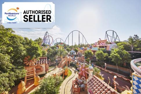 Click to view details and reviews for Portaventura® Park Ferrari Land 1 Day 2 Parks Group Ticket.