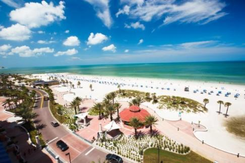 Clearwater Beach and Lunch - United states