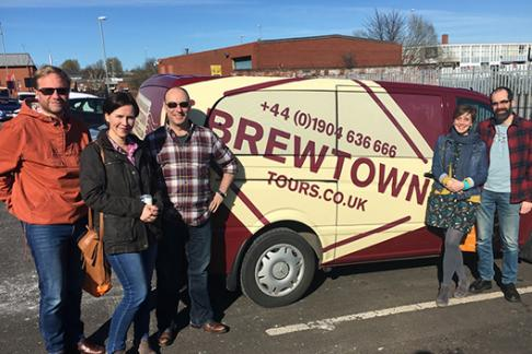Click to view details and reviews for Brewtown Tours Leeds Tour.