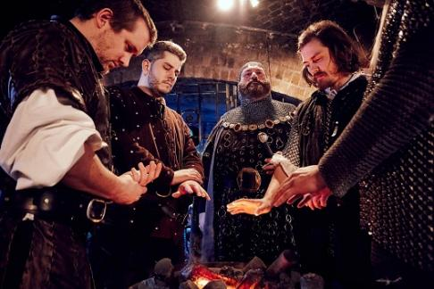 Click to view details and reviews for Medieval Banquet Christmas Dinner.